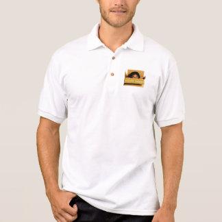 Komfort-geeignete kurze Hülsen-verursachendes Poloshirt