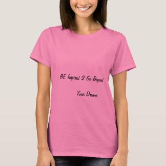 Komfort und Positiv T-Shirt