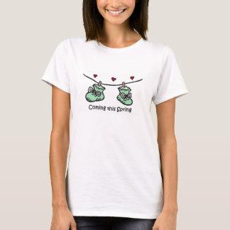 Kommen dieser Frühlings-T - Shirt
