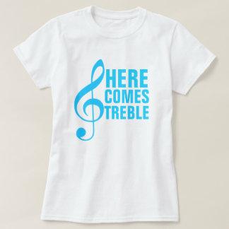 Kommen hier Höhen T-Shirt
