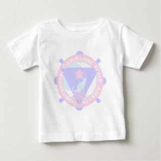 Kommunistische Hexe Alliance Baby T-shirt