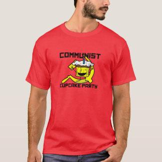 Kommunistisches Kuchen-Party T-Shirt