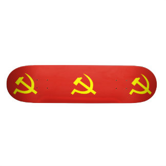 Kommunistisches Party von Vietnam, Kolumbien polit Individuelle Skateboards