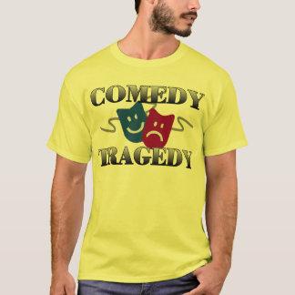 Komödien-Tragödie T-Shirt