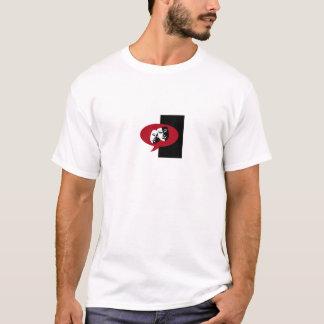 Komödien-und Tragödie-Masken T-Shirt