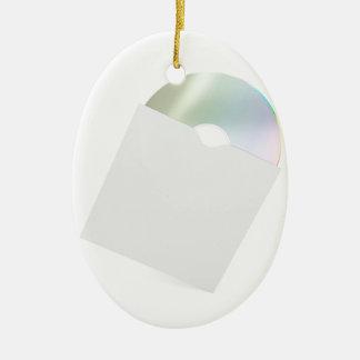 Kompaktes Disc Keramik Ornament