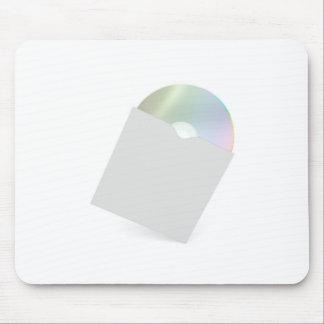 Kompaktes Disc Mousepad