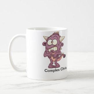 Komplexer Chris Kaffeetasse