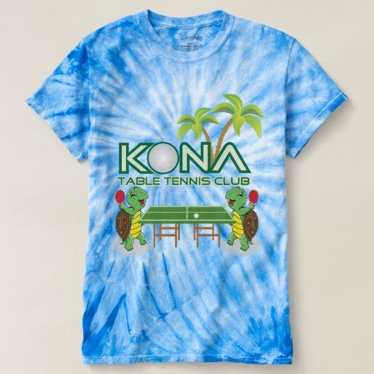 Kona Tischtennis-Verein T-shirt