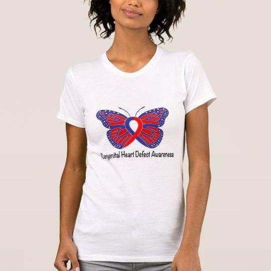 Kongenitales Herz-Krankheits-Bewusstsein T-Shirt