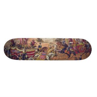 Kongreß der Nationen (1875) Individuelle Skateboards