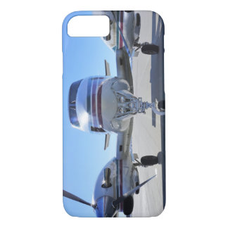 König Air Turboprop Airplane iPhone 8/7 Hülle