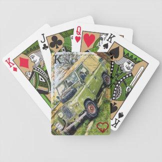 König der Herzen Bicycle Spielkarten