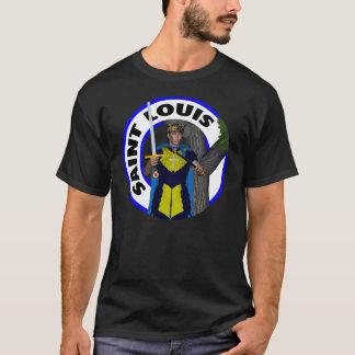 König des Saint Louis-IX von Frankreich T-Shirt