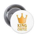 König des Schlosses Buttons