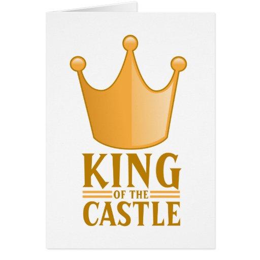 König des Schlosses Karte