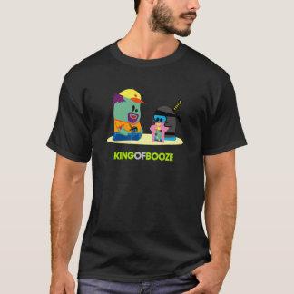 König des T - Shirt der Schnaps-SHIRTCEPTION