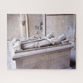 König Duarte u. Grab Portugal der Königin-Eleonor