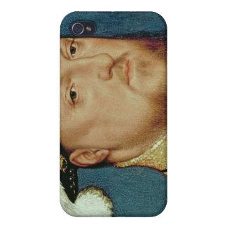 König Henry VIII Etui Fürs iPhone 4