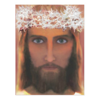 König von Königen Postkarte