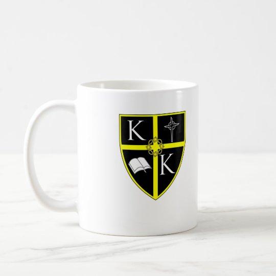 König von Königen Shield Mug Plain Kaffeetasse