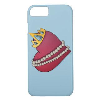 Königin der Herzen iPhone 7 Hülle
