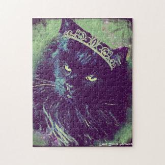 Königin der norwegischen Waldkatzen