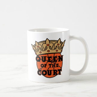 Königin des Gerichtes Kaffeetasse