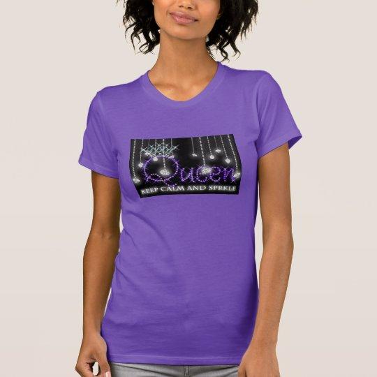 Königin-Diamanten T-Shirt