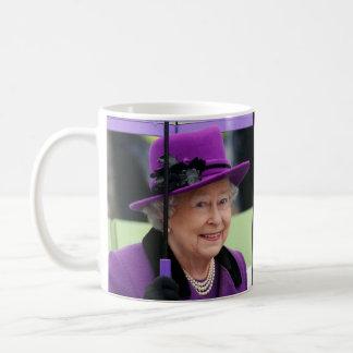 Königin Elizabeth von England Kaffeetasse