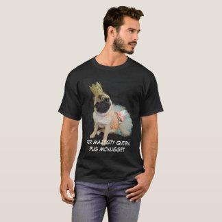 Königin-Sprössling der Mops Mcnugget T-Shirt