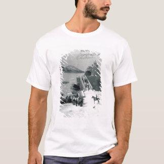Königin Victoria auf der französischen Küste T-Shirt