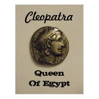 Königin von Postkarte Ägyptens Kleopatra