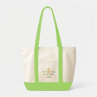 Königliche Babytaschen - wählen Sie Art u. Farbe Impulse Stoffbeutel