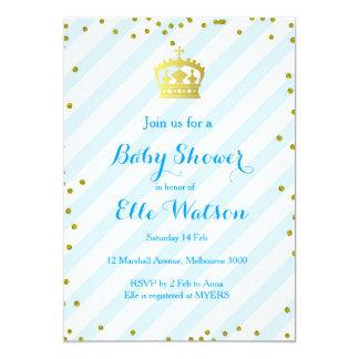 prinz babyparty einladungen | zazzle.ch, Einladung