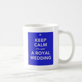 Königliche Hochzeit - Kate u. William - 29. April Kaffeetasse