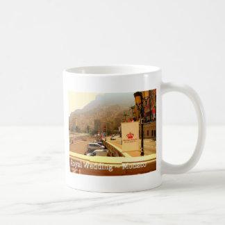 Königliche Hochzeit - Monaco Kaffeetasse