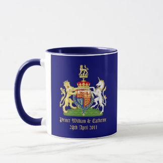 Königliche Hochzeit Tasse