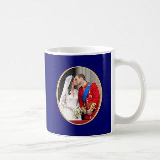 Königliche Hochzeit Teetassen