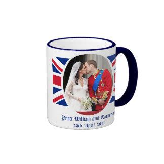 Königliche Hochzeit Teehaferl