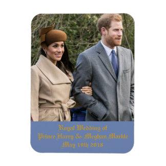 Königliche Hochzeit von Prinzen Harry u. Meghan Magnet
