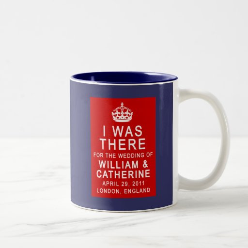 Königliche Hochzeit WAR ICH DORT T-Shirts Kaffee Tassen