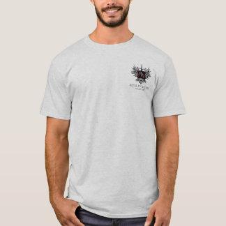Königliche Schutz-Akademie - Taschen-T - Shirt