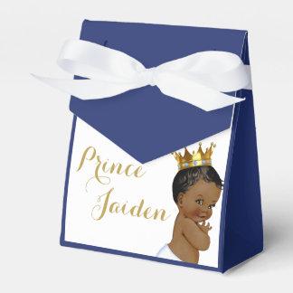 Königliche Zeltkästen Prinzen (Afroamerikaner) Geschenkschachtel
