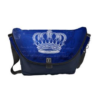 Königlicher Bloodline - Blau Kurier Tasche