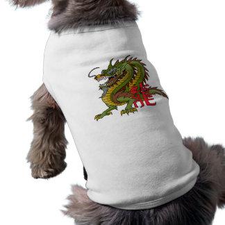 Königlicher chinesischer Drache T-Shirt