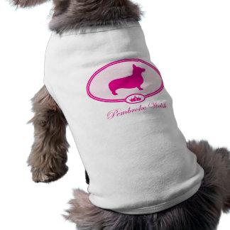 Königlicher Corgi-HundeT - Shirt