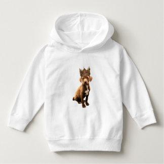 Königlicher Hund #1 Hoodie