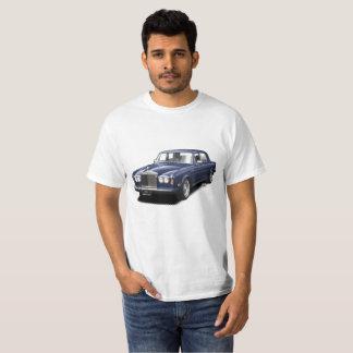 Königlicher klassischer Auto-T - Shirt des blauen