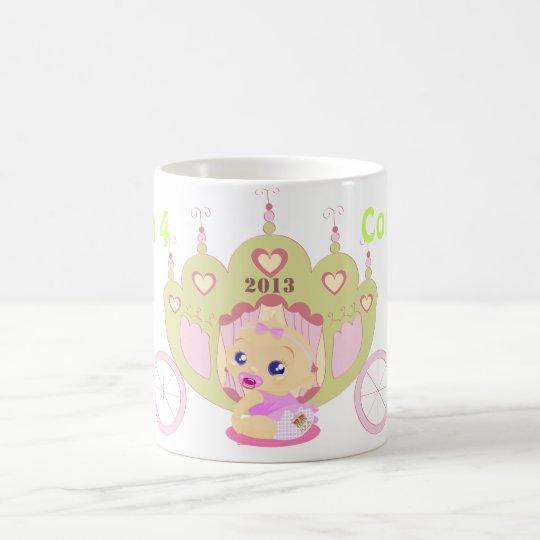 Königliches Baby wird Kate Kaffeetasse